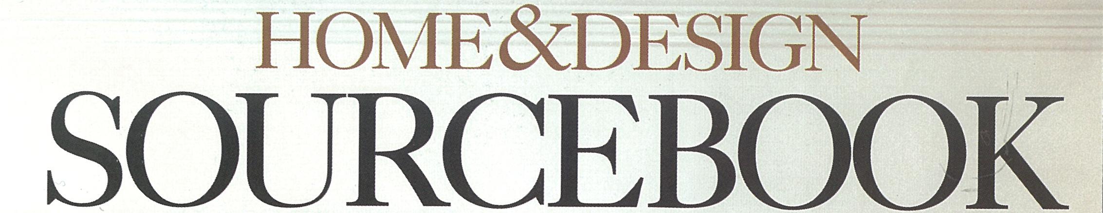 Home & Design Sourcebook Logo