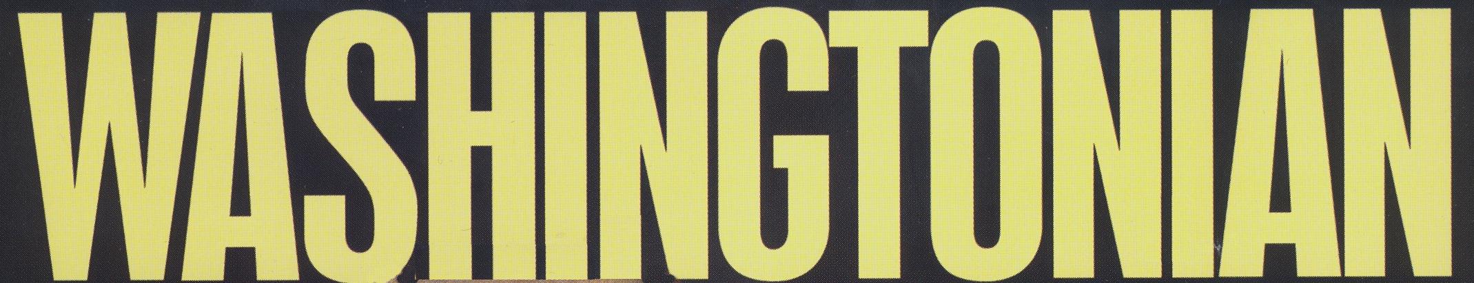 Washingtonian Logo 2