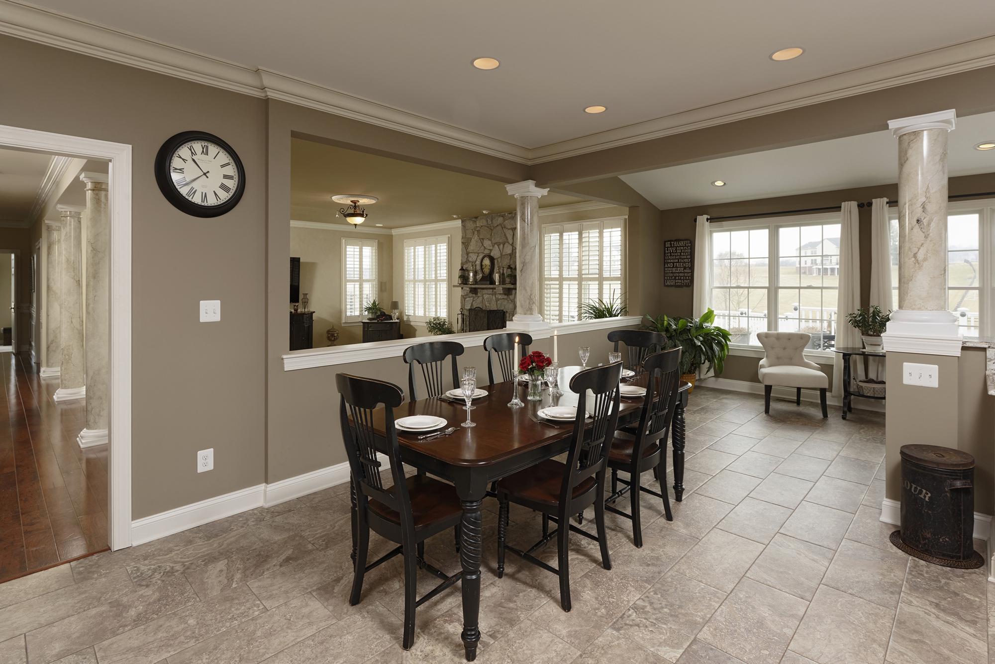 Spectacular Kitchen Family Room Renovation In Leesburg, Virginia