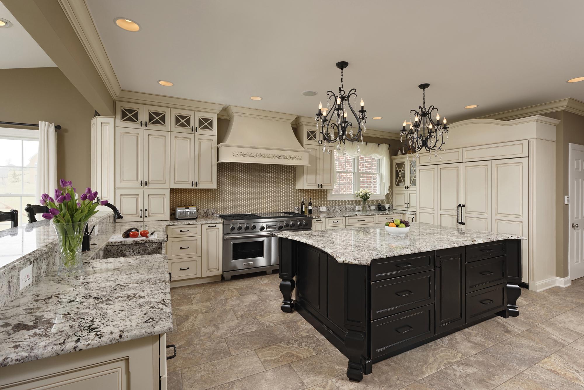 Granite Kitchen Countertops In Leesburg Va
