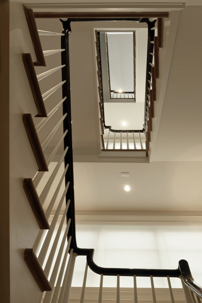 BUR-BOWA-Chevy-Chase-Maryland-Renovation-Stair