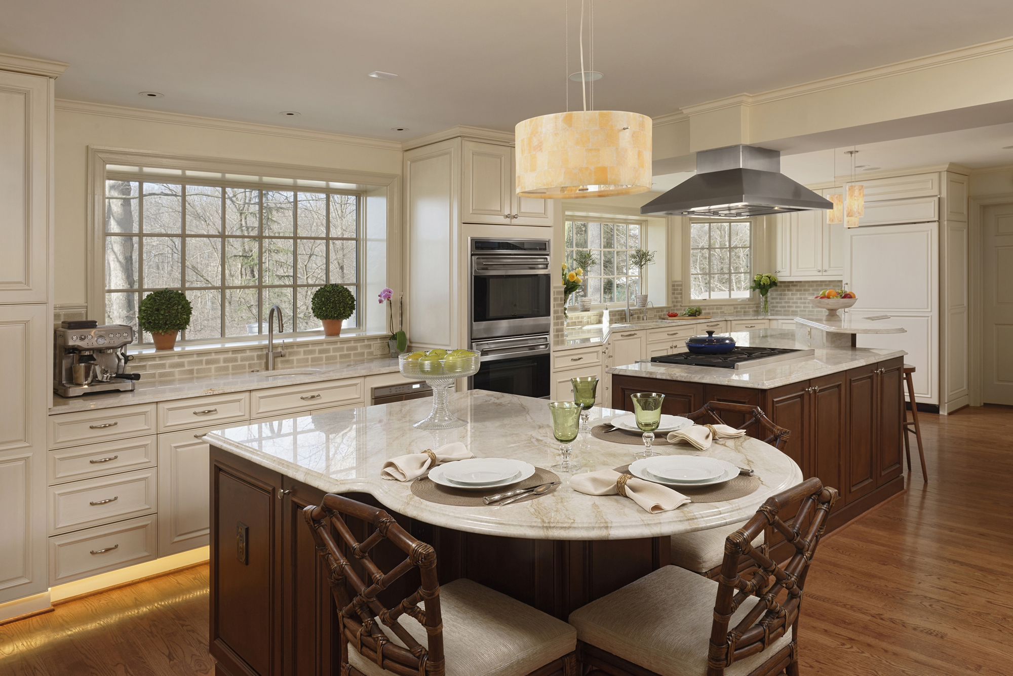 Gorgeous Kitchen Renovation In Potomac Maryland: Kitchens, Breakfast & Dining Rooms Photo Gallery