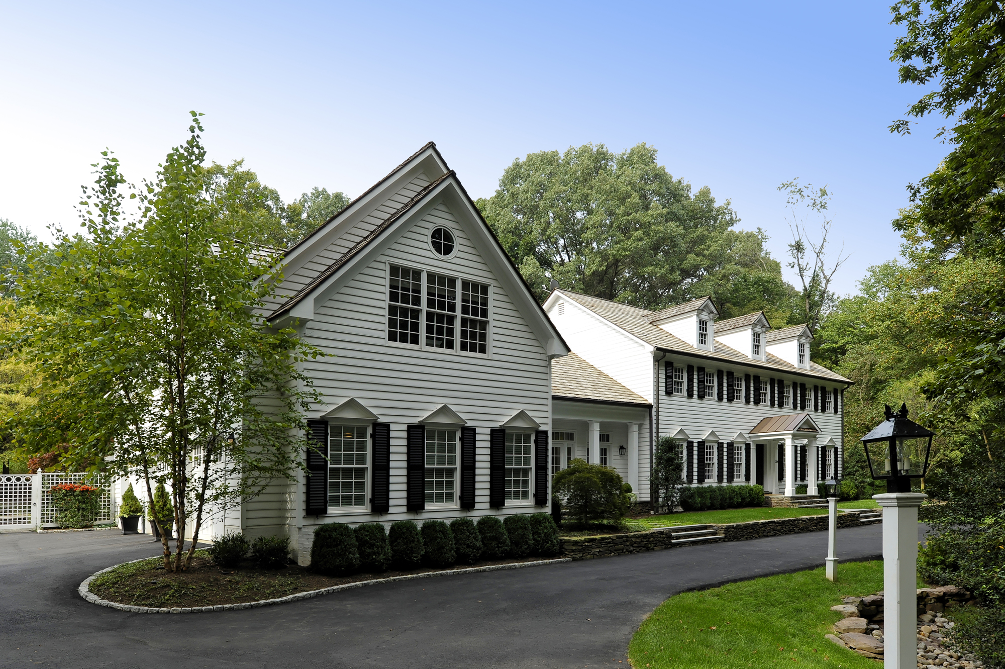 Front Elevation Renovation : Exterior elevations gallery bowa
