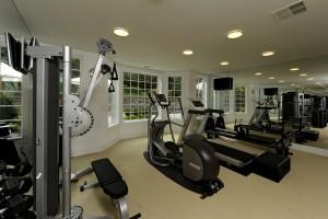 Great Falls VA Renovation Home Gym