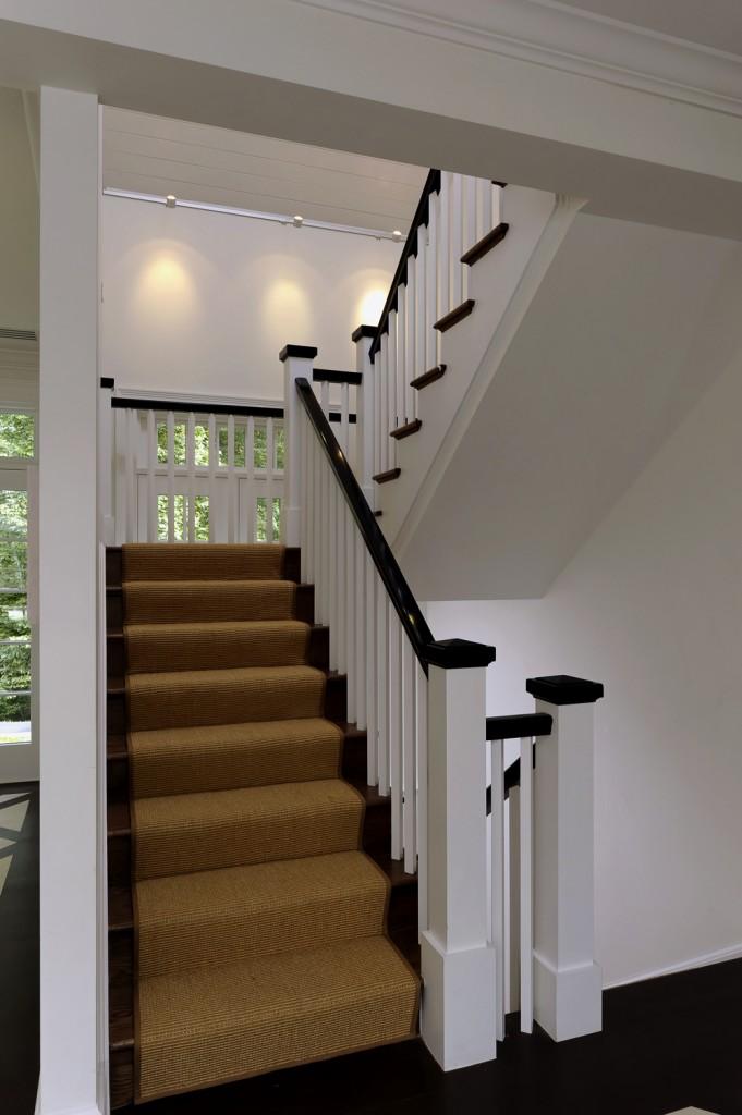 Great Falls VA Renovation Staircase
