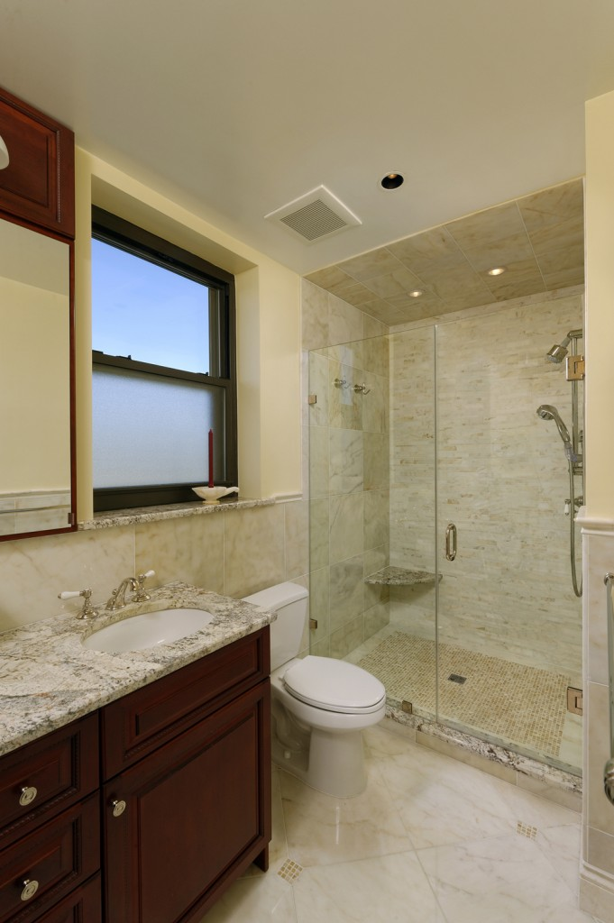 Arlington VA Condo Renovation Bathroom