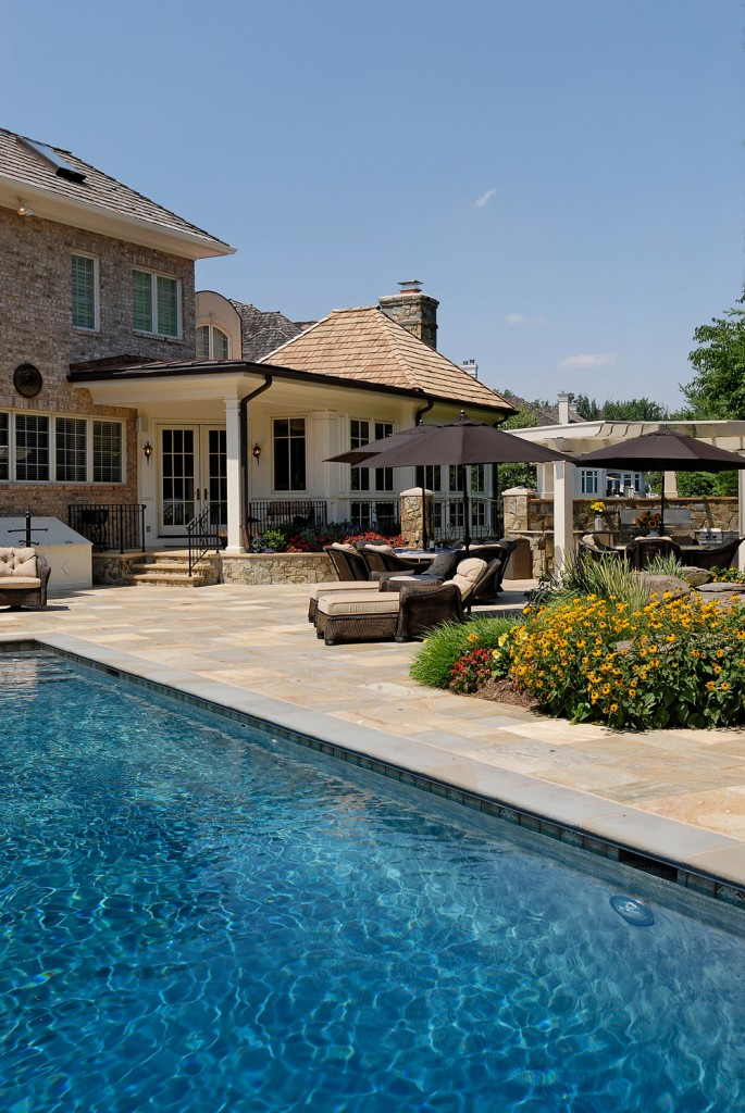 Potomac MD Renovation Pool
