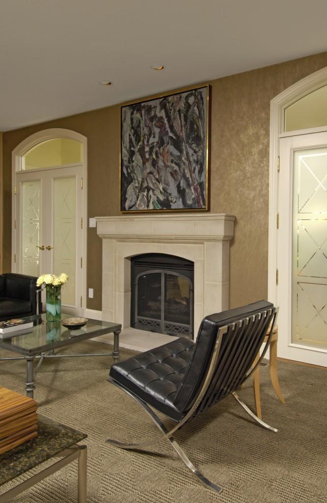 Bethesda MD Build Renovation Addition Living Room