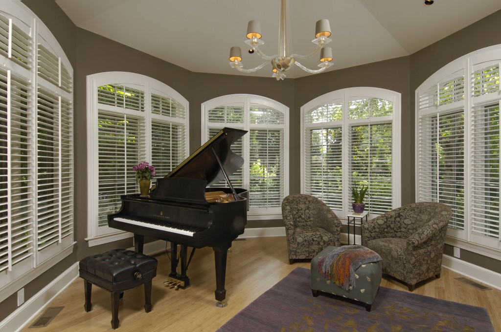Bethesda MD Build Renovation Addition Piano Room