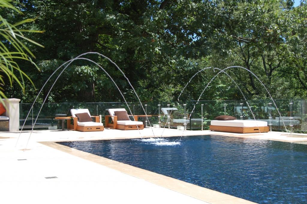 McLean VA Renovation Pool