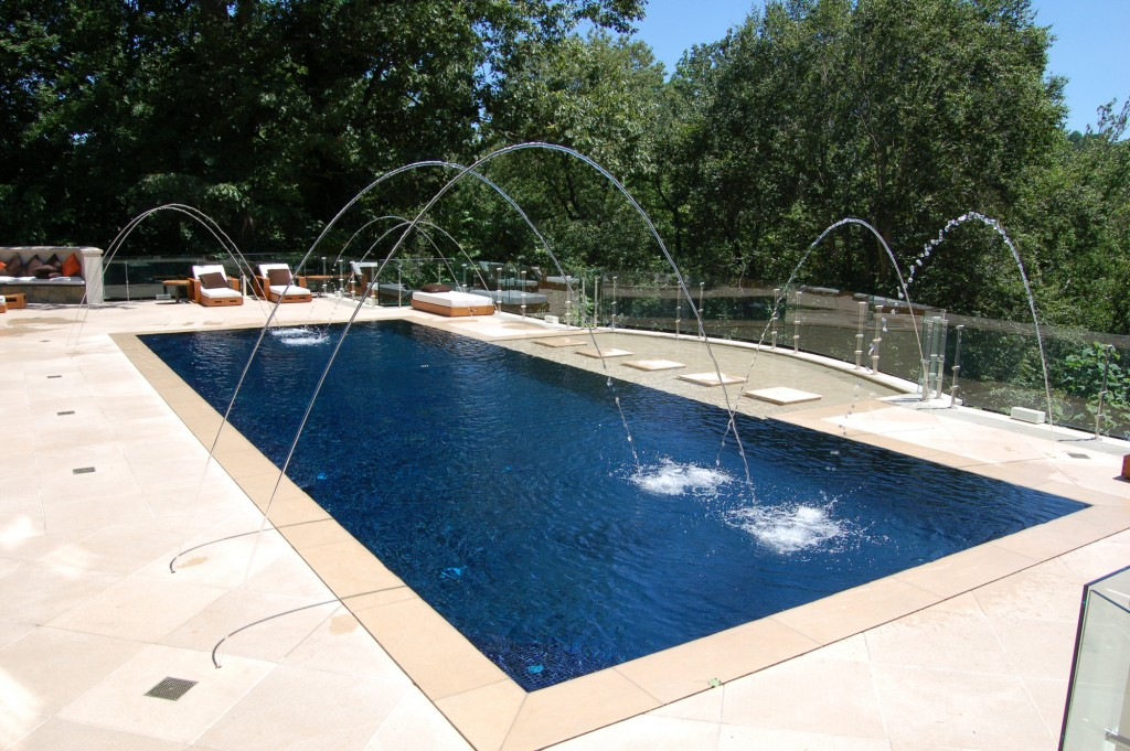 McLean VA Renovation Pool