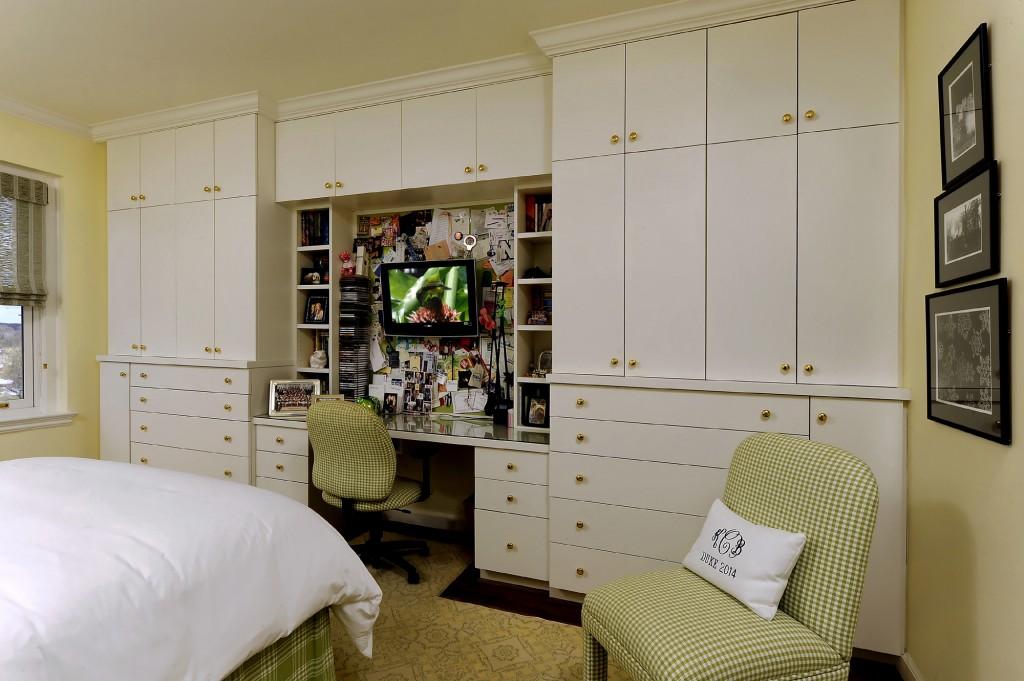Washington DC Condo Renovation Bedroom