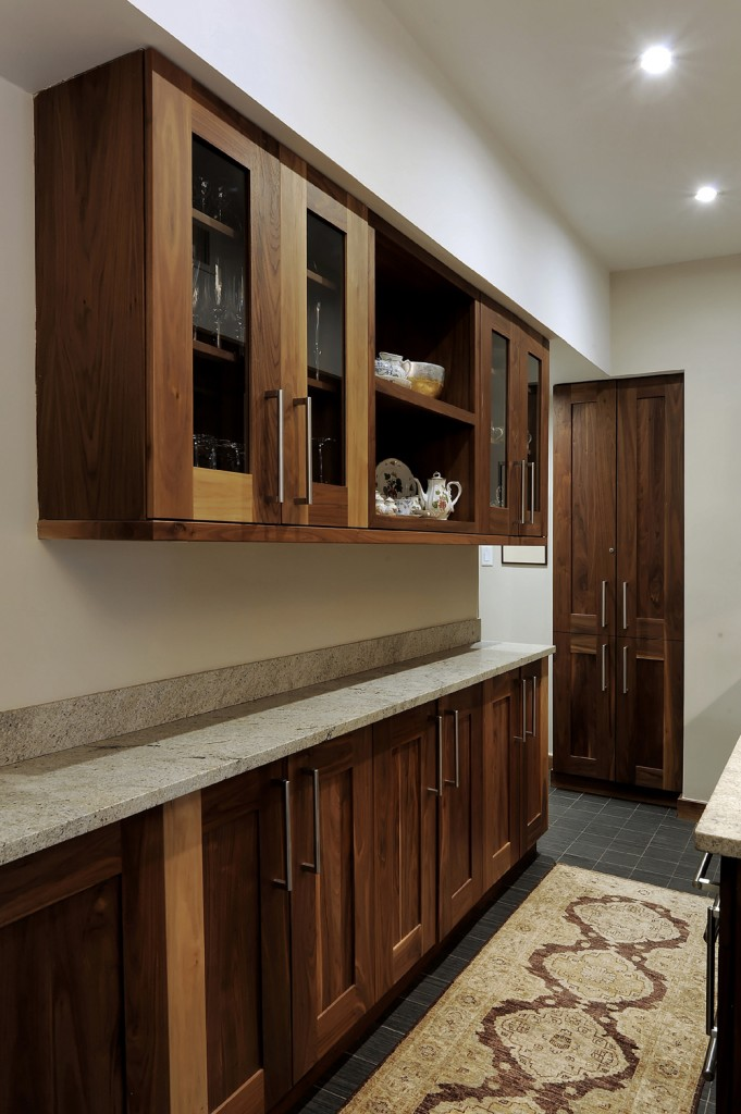 Washington DC Condo Renovation Pantry