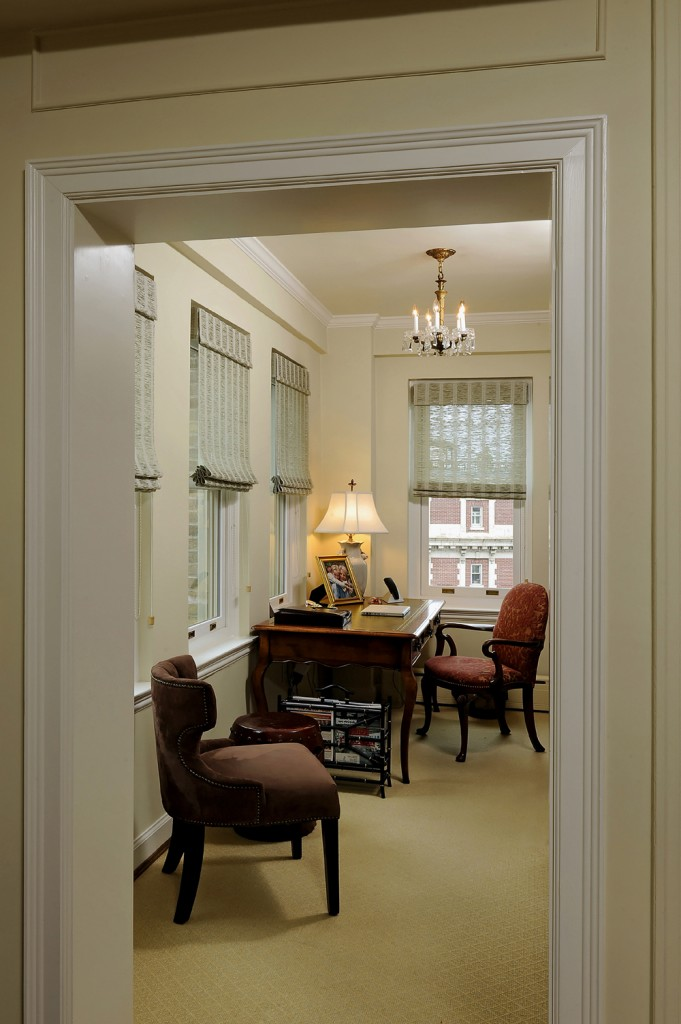 Washington DC Condo Renovation Home Office