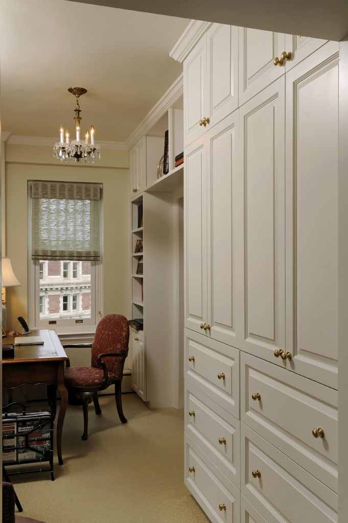 Washington DC Condo Renovation Office