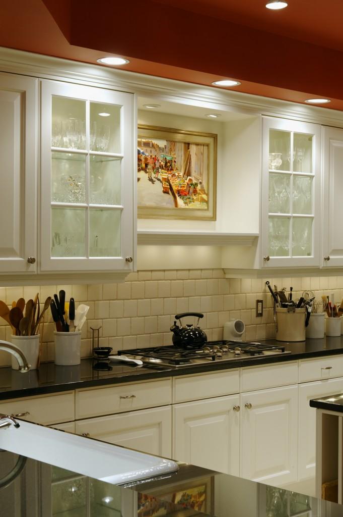 Washington DC Condo Renovation Kitchen