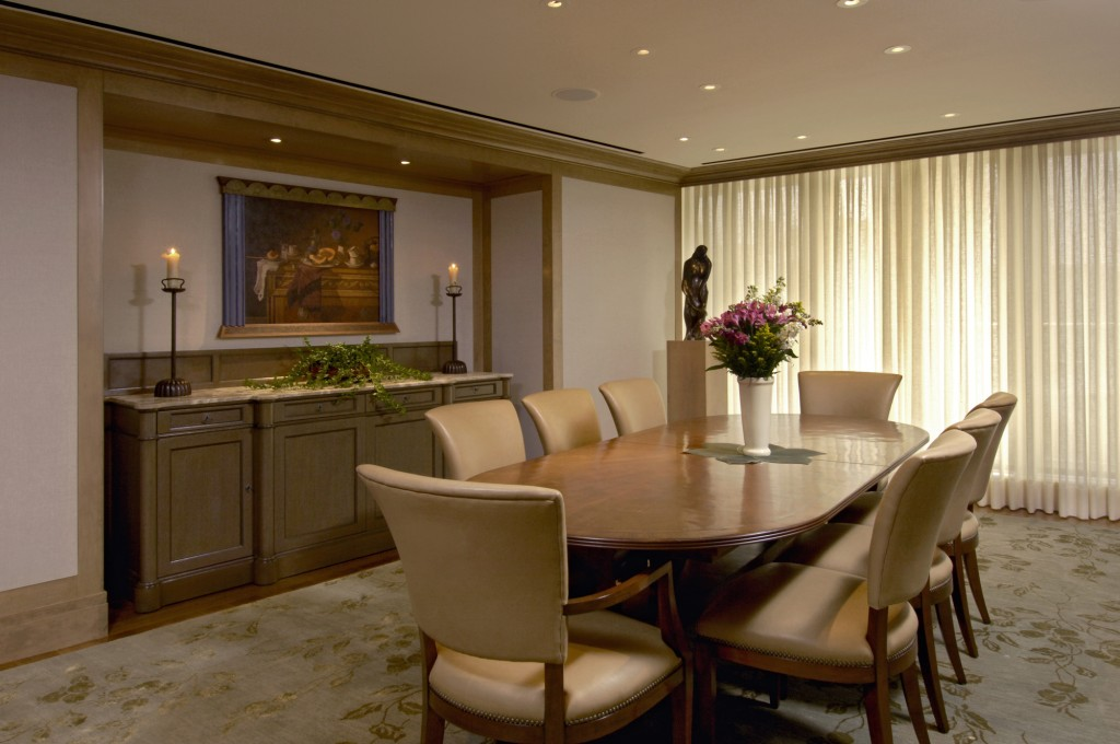 Washington DC Condo Renovation Dining Room
