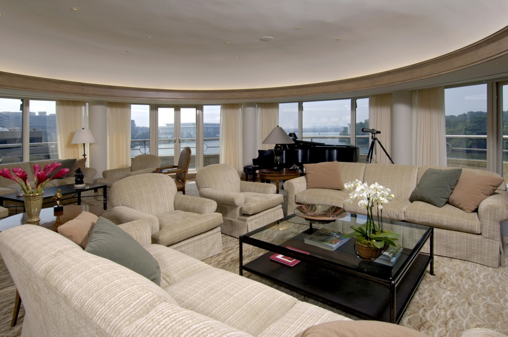 LER-Washington-DC-Condo-Renovation-Living-Room-Watergate-View