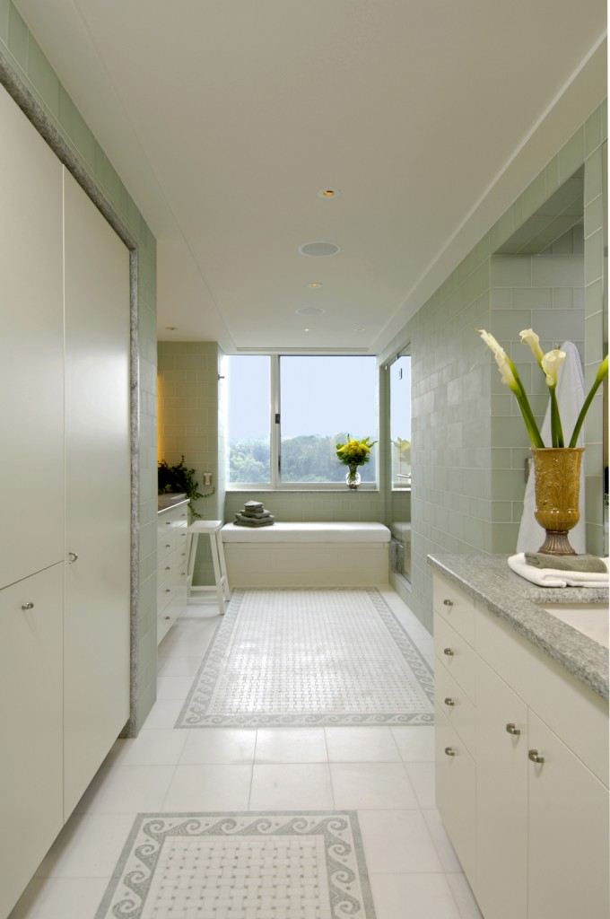 Washington DC Condo Renovation Master Bath