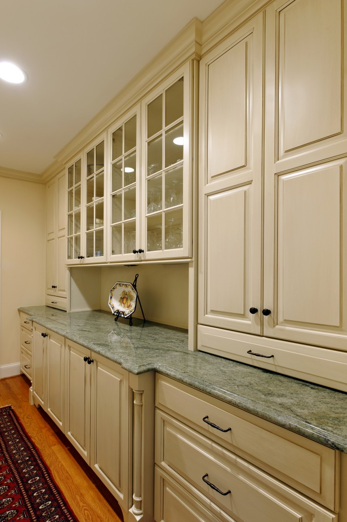 McLean VA Renovation Addition Pantry