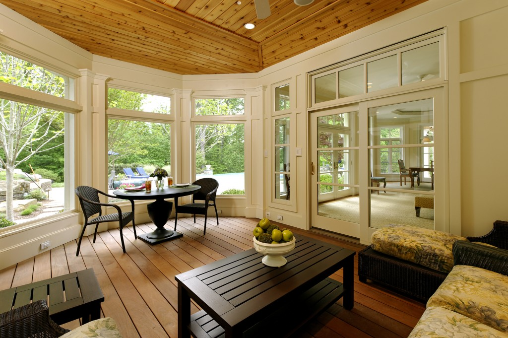 McLean VA Renovation Addition Sunroom