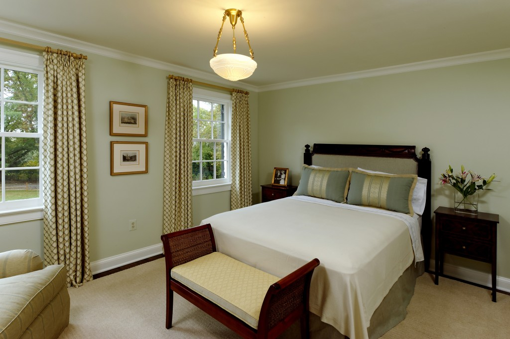 Potomac MD Renovation Guest Room