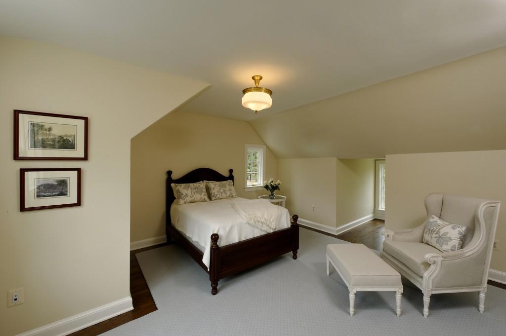 Potomac MD Renovation Guest Room