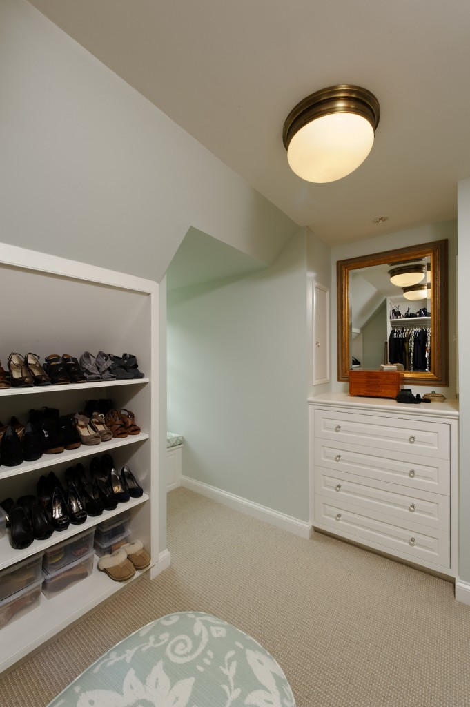 Potomac MD Renovation Closet
