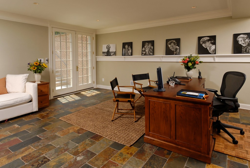 Basement Office Design Property new-mclean-va-basement-office-entrance13-1024x686