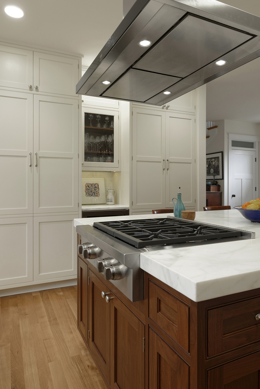 Arlington VA Kitchen Renovation & Stylish First-Floor Bungalow Renovation in Arlington VA | BOWA kurilladesign.com