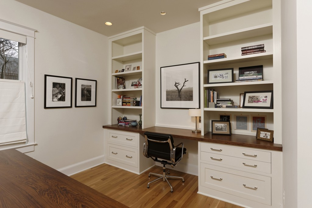 Arlington VA Renovation Home Office