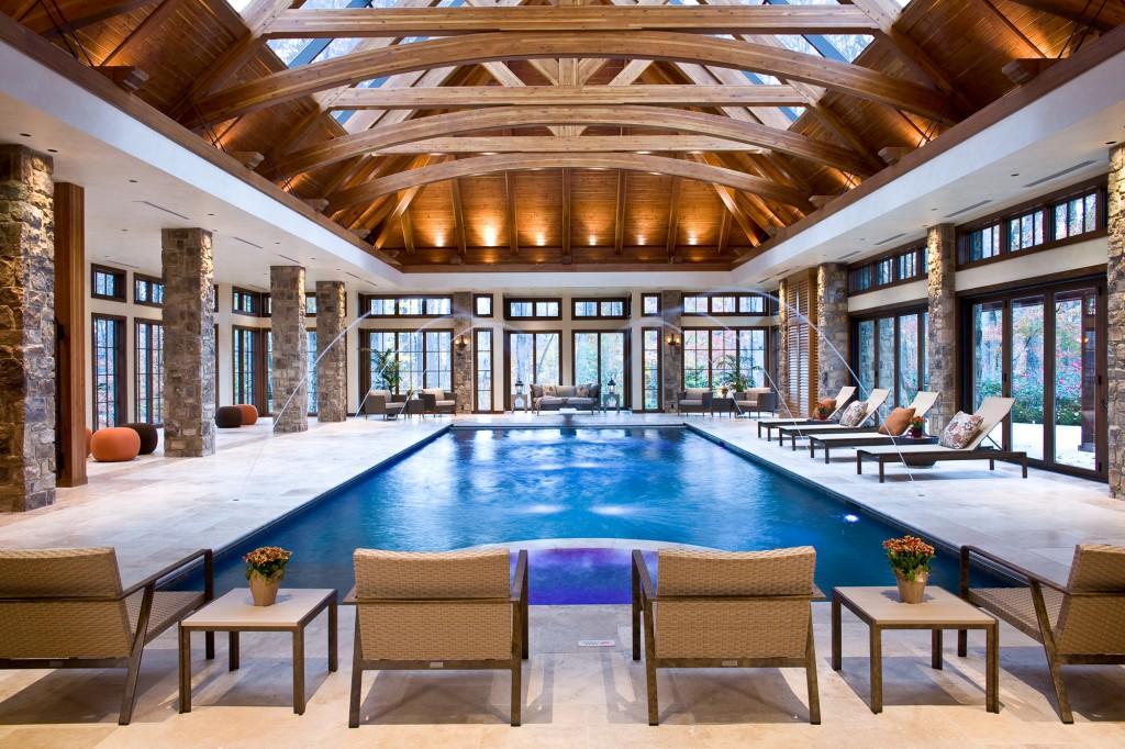 Potomac MD Indoor Pool Addition Renovation