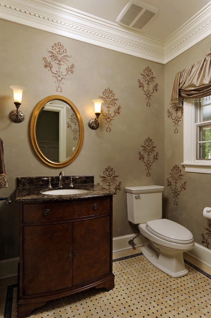 Great Falls VA Renovation Bathroom