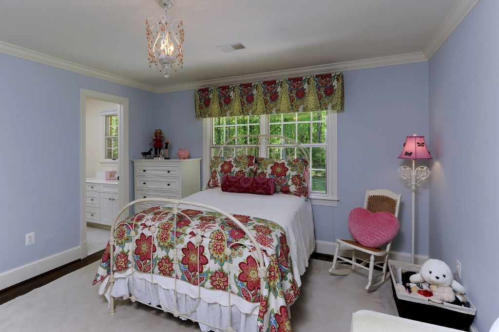 Great Falls VA Renovation Girls Bedroom