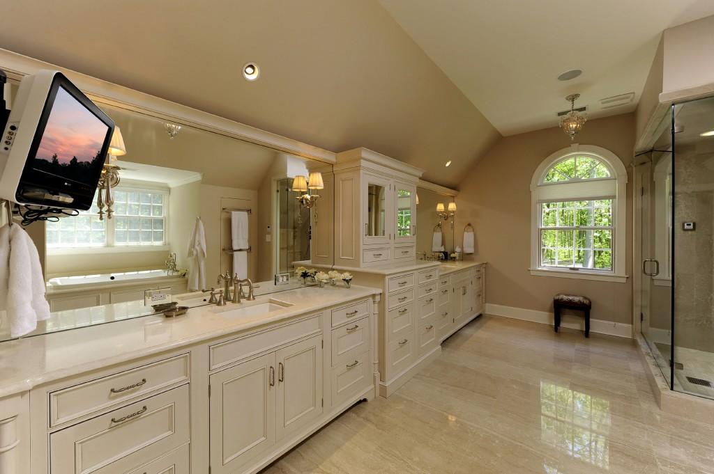 Great Falls VA Renovation Master Bath