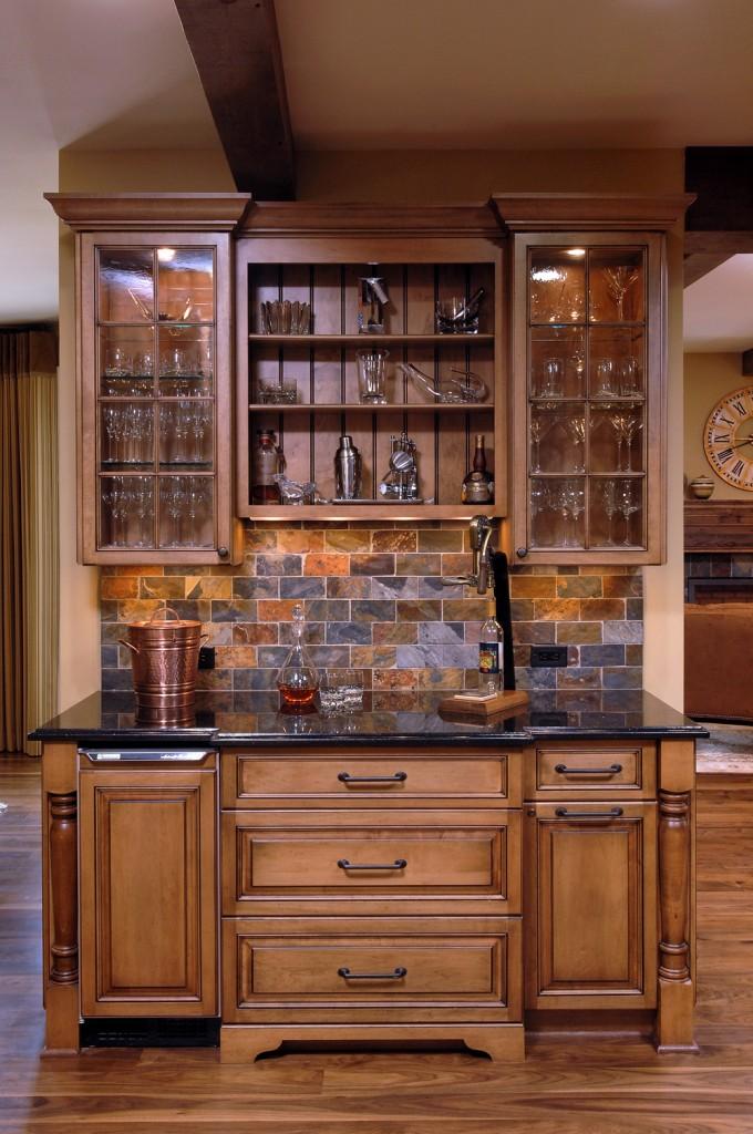 Potomac MD Renovation Bar