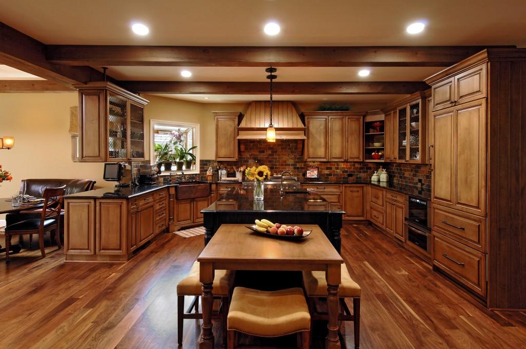 Potomac MD Renovation Kitchen