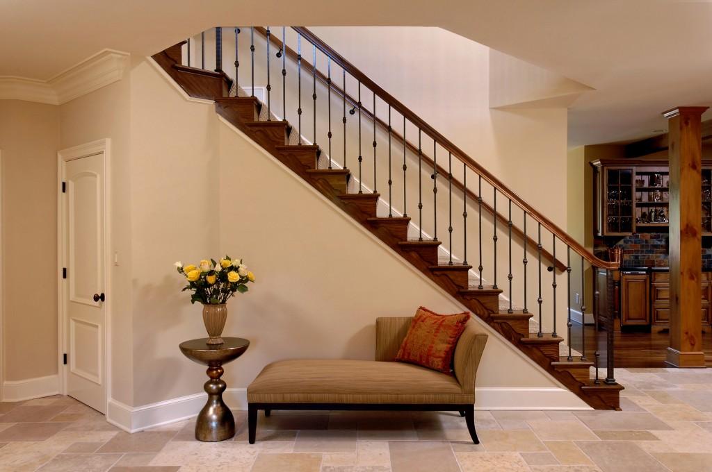 Potomac MD Renovation Staircase