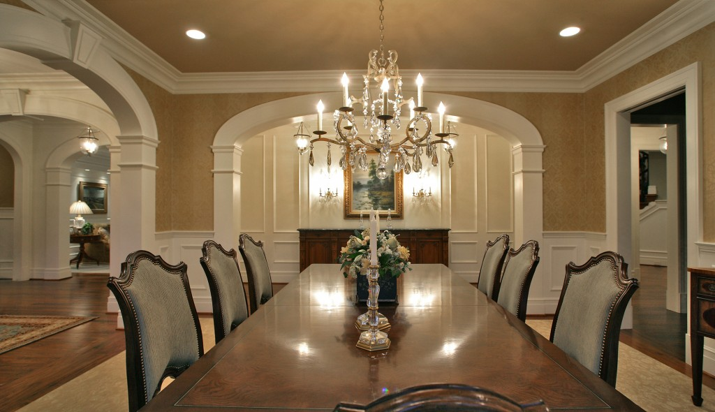 Great Falls VA Traditional Dining Room