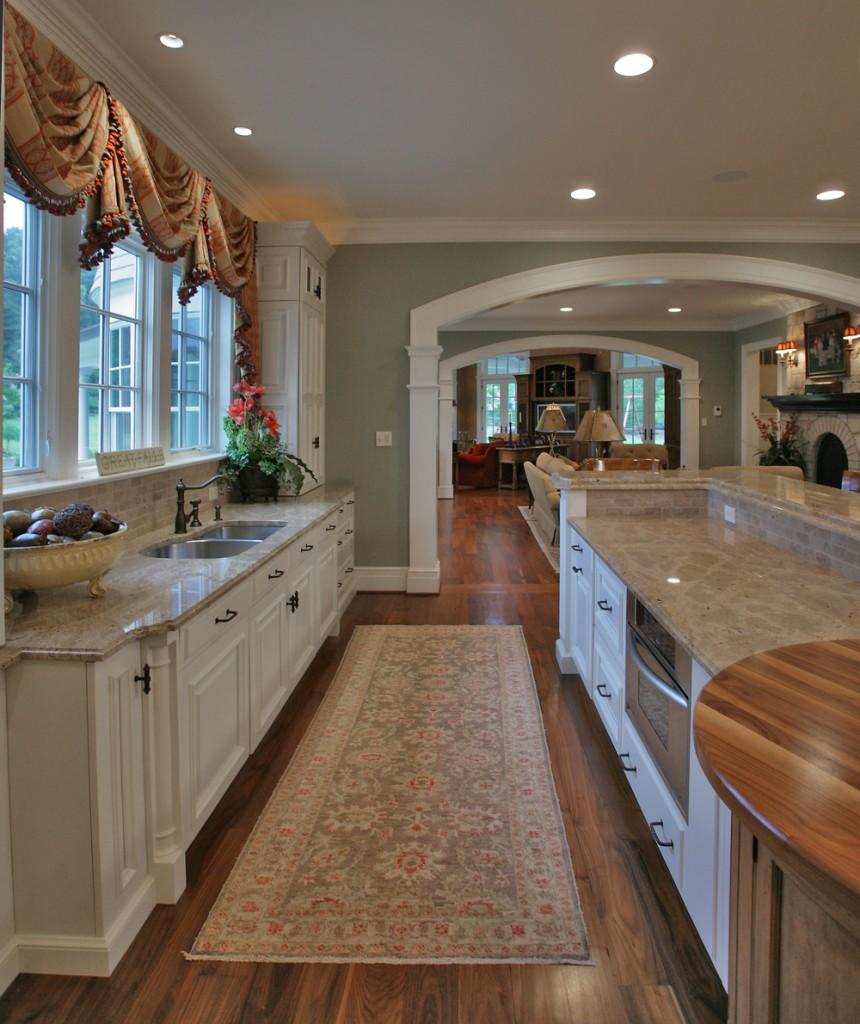 Great Falls VA Traditional Kitchen