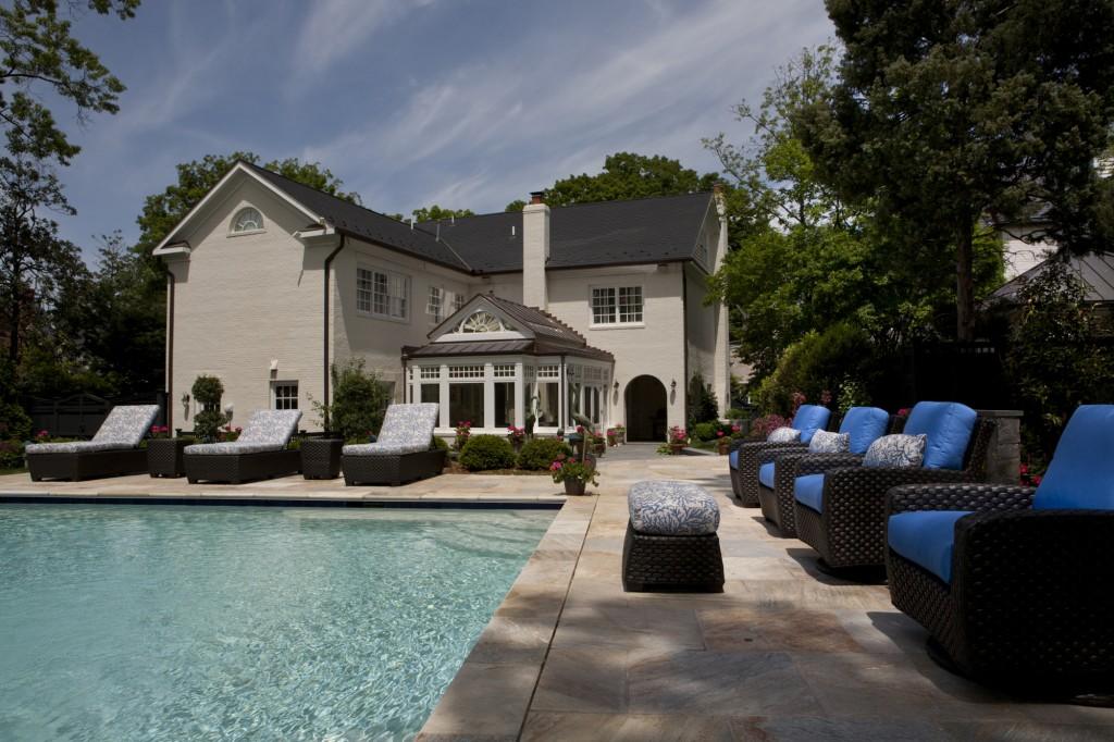 Alexandria VA Pool House Renovation