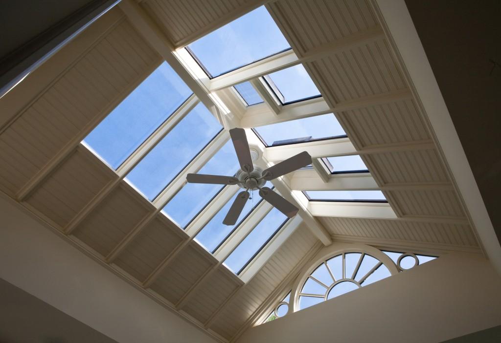 JON-Alexandria-VA-Pool-House-Outdoor-Renovation-sunroom-ceiling