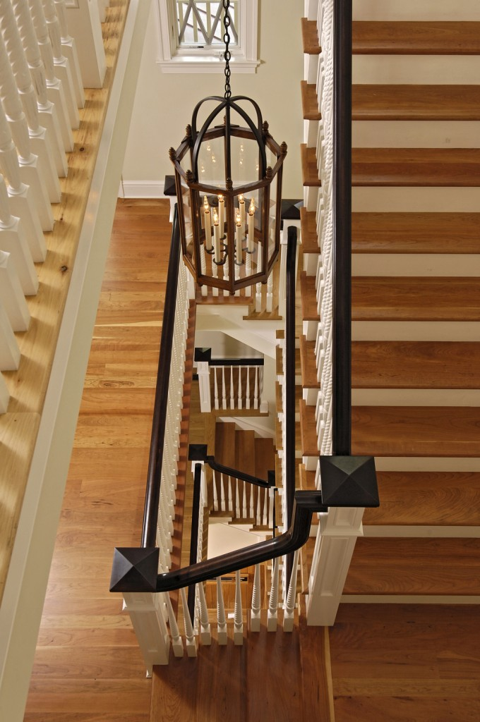 Arlington VA Staircase