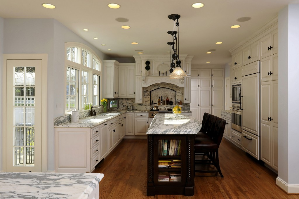McLean VA Kitchen Renovation Island