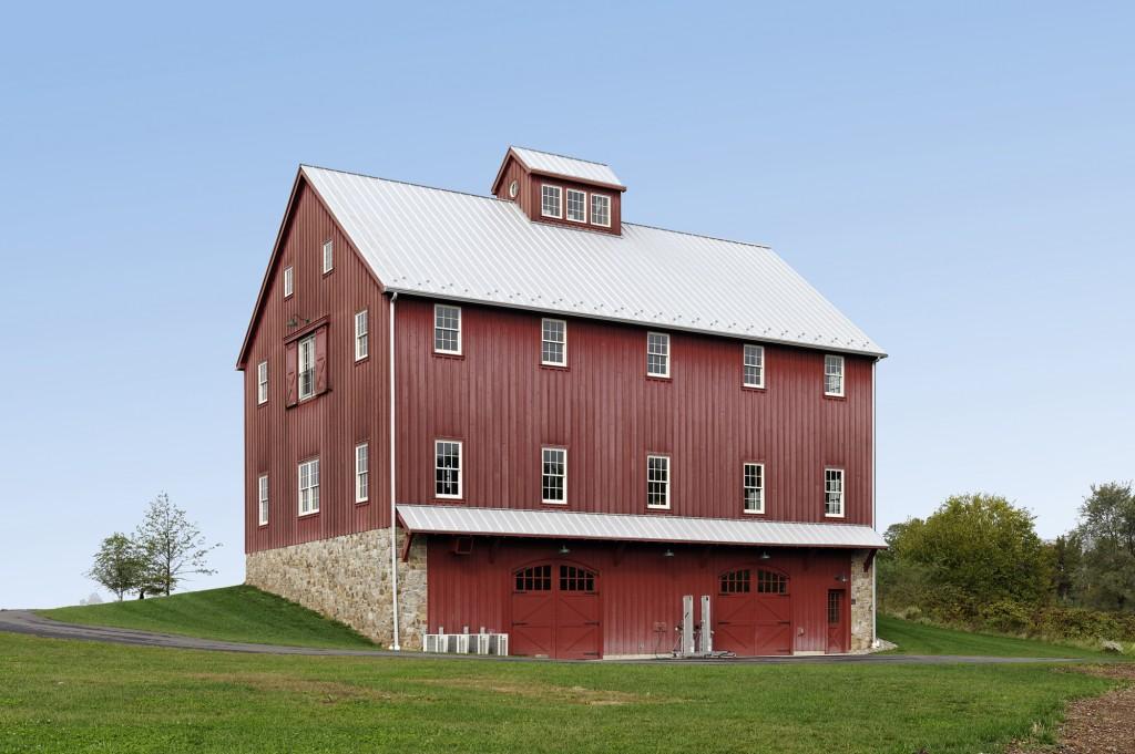MAY-Timberframe-barn-exterior-elevation