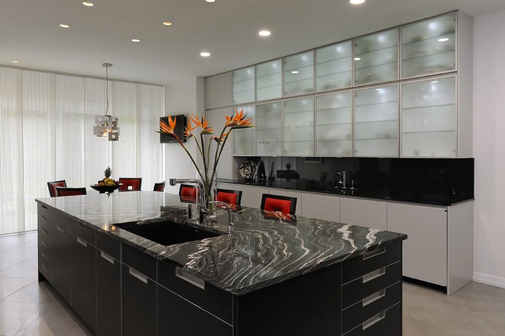 McLean VA Contemporary Kitchen Renovation