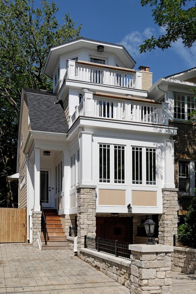Arlington VA Addition Renovation