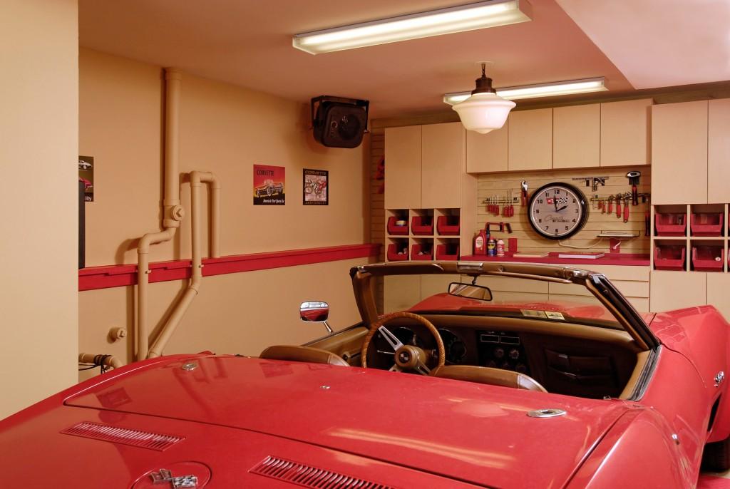 Arlington VA Renovation Garage