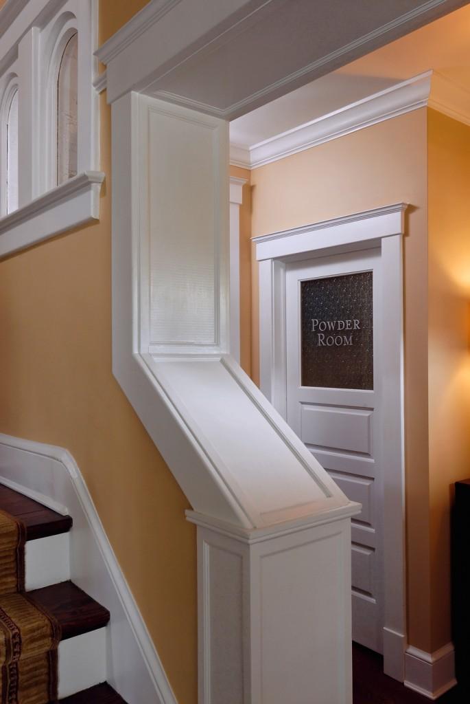 Arlington VA Renovation Hallway