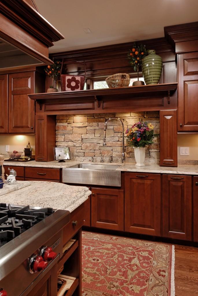 Arlington VA Addition Renovation Kitchen